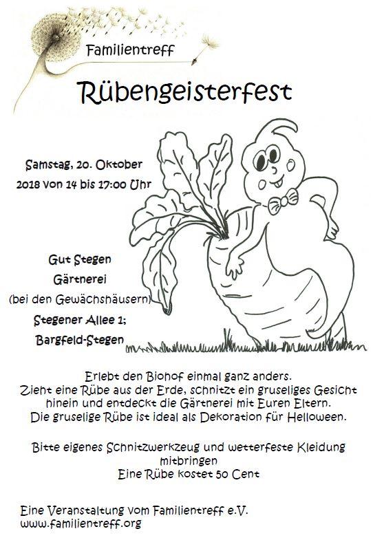Rübengeisterfest 2018